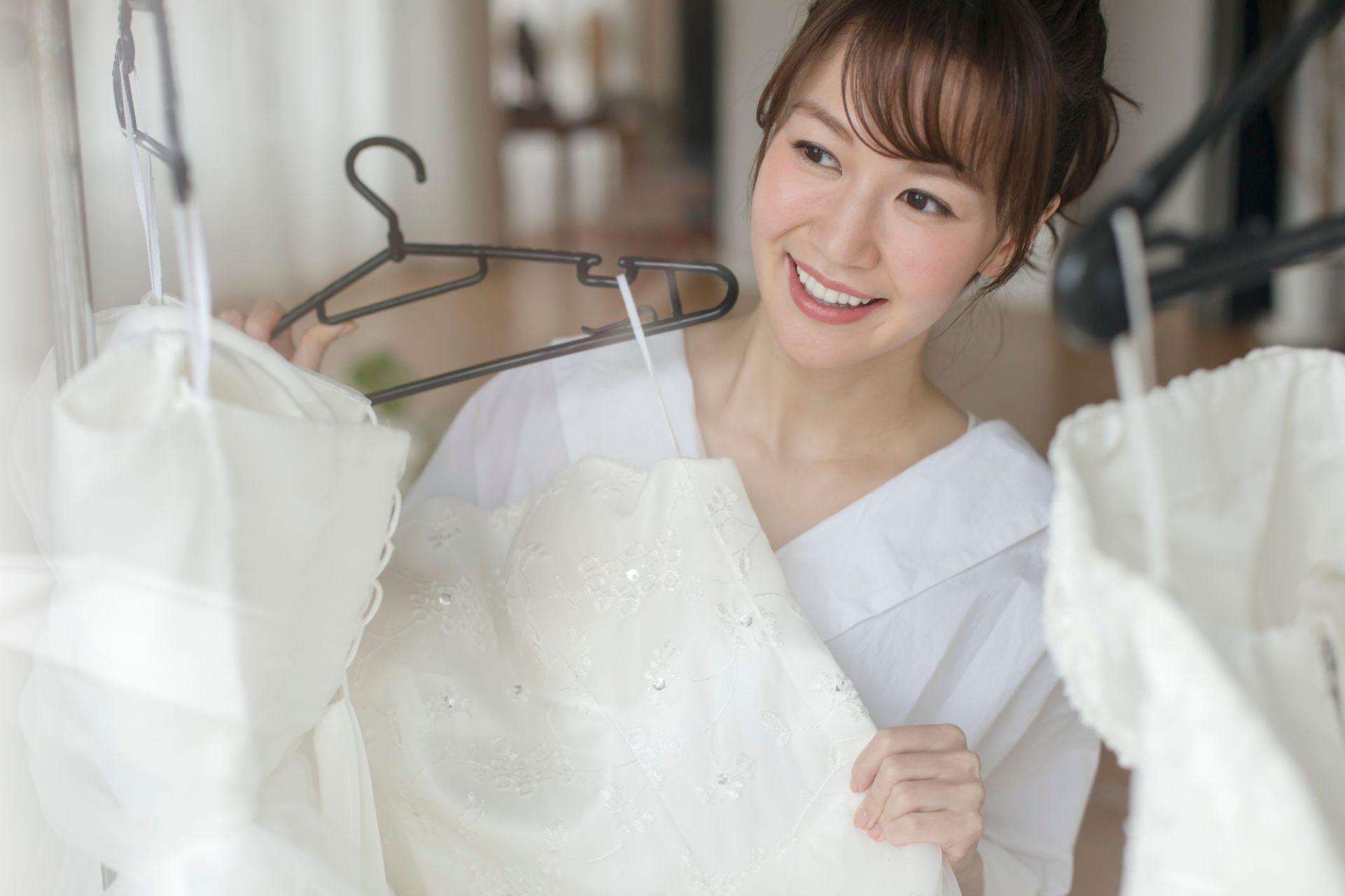 【5/23受付中】前撮り用衣裳の無料試着会はこちら!
