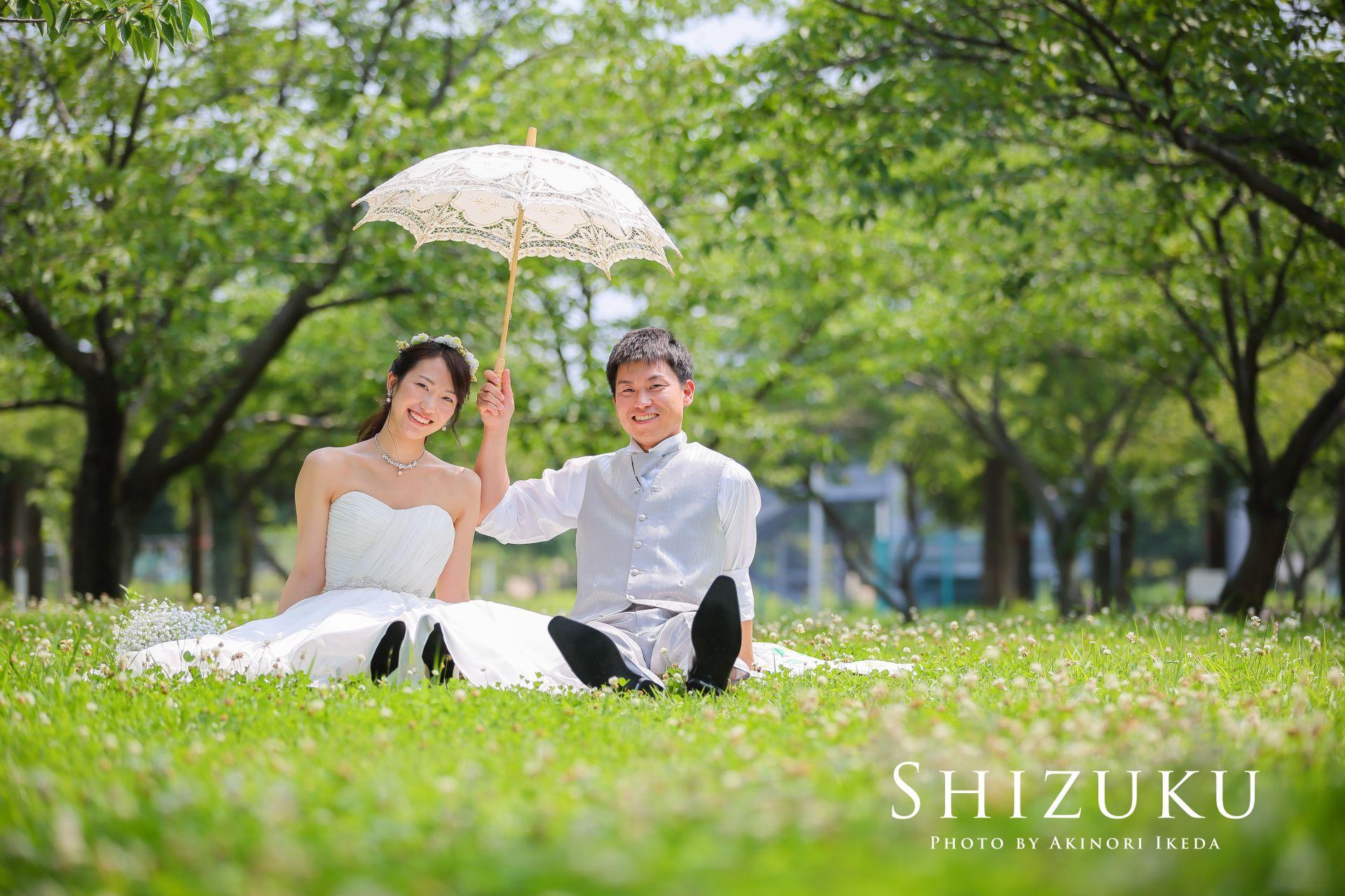 前撮り SHIZUKU