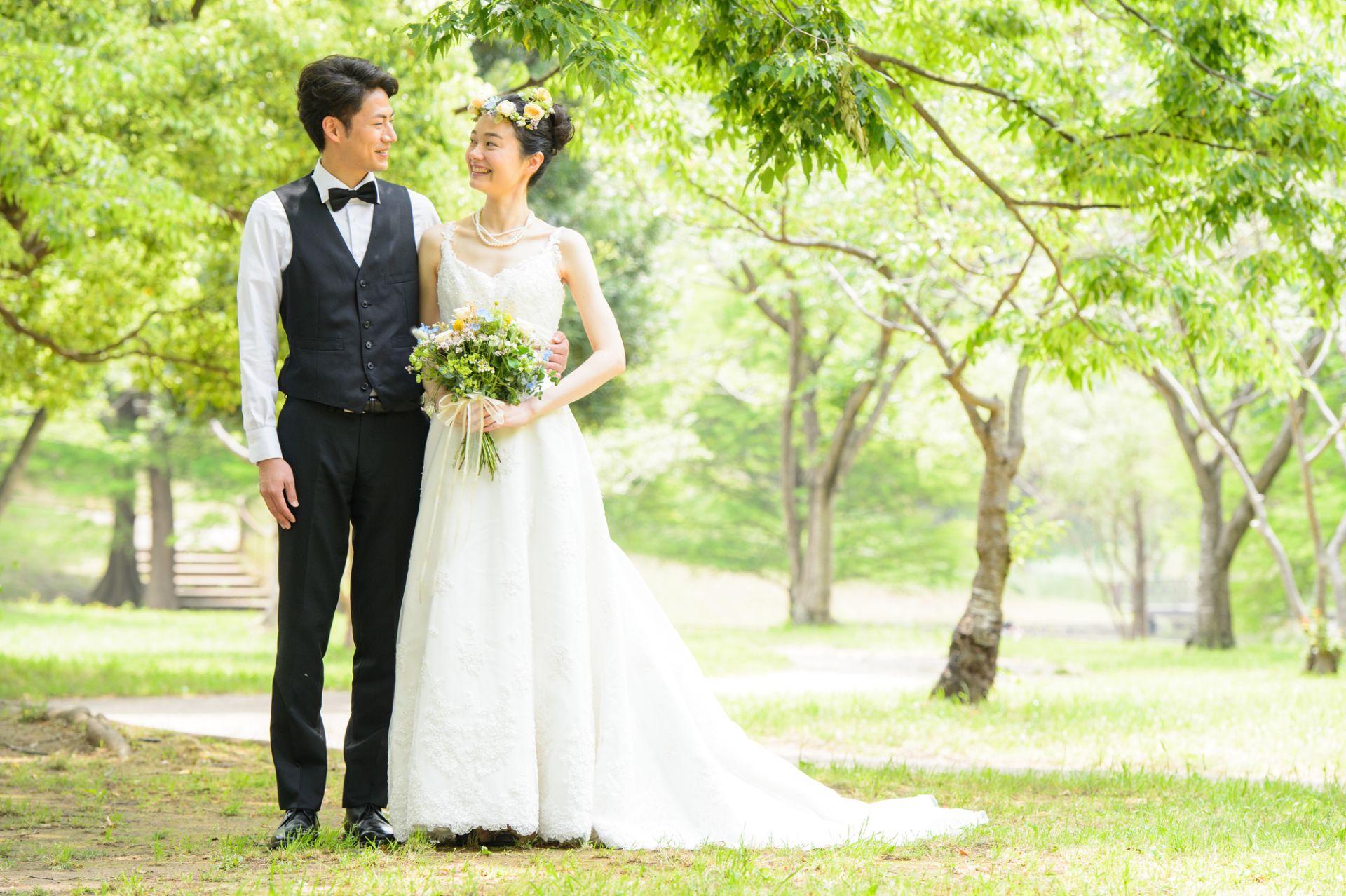 【前撮り】結婚式の1/10の料金で叶える新しい結婚式のかたち