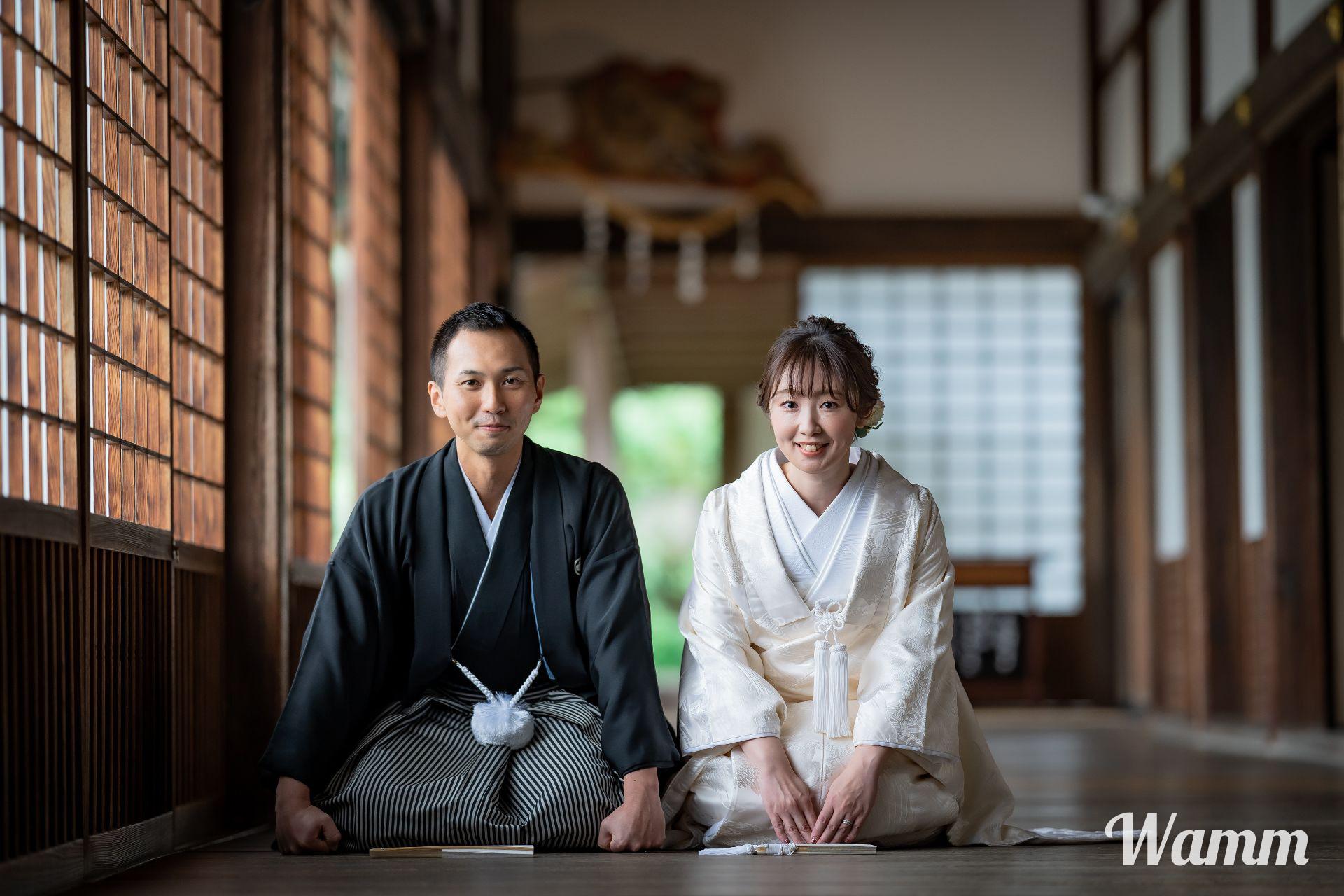 和装の前撮りで奥浜名湖『龍潭寺』をおすすめする絶対的な魅力とは