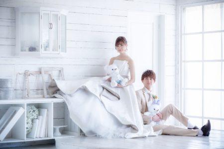 【Photo studio Ring blue】洋装1着スタジオ撮影プラン 101,013円(税込)