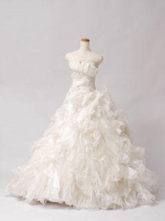 ウェディングドレス リサ-174