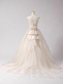 ウェディングドレス リサ-030