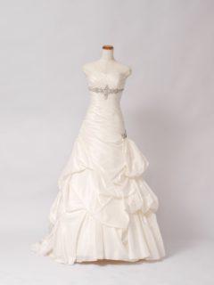 ウェディングドレス リサ-168