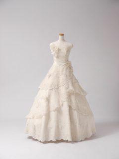 ウェディングドレス リサ-100