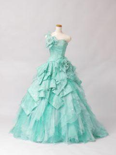 カラードレス キラ-034