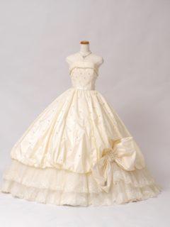 ウェディングドレス リサ-111