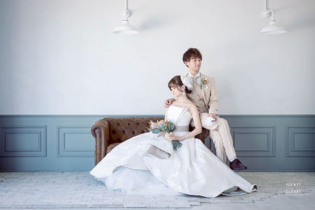 【静岡・浜松】結婚式場を選ぶ前にドレス・和装を試着してみませんか?